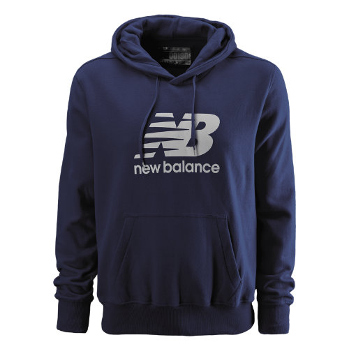 New Balance Men's Essential Pullover Hoodie | Casual Tops