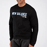 Essentials Core Fleece Sweat, Black