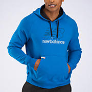 Essential Pullover Hoodie, Electric Blue
