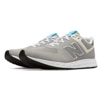 New Balance 574 Fresh Foam Heritage, Grey with Cream