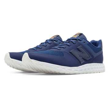 New Balance 574 Fresh Foam Tonal, Navy