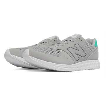 New Balance 574 Fresh Foam Breathe, Light Grey