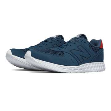 New Balance 574 Fresh Foam Breathe, Navy