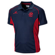 Mens Pre Season Polo, Blue