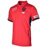 MFC Media Polo, Red