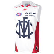 MFC Adult Guernsey - Clash, White