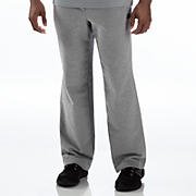 French Terry Fleece Pant, Athletic Grey
