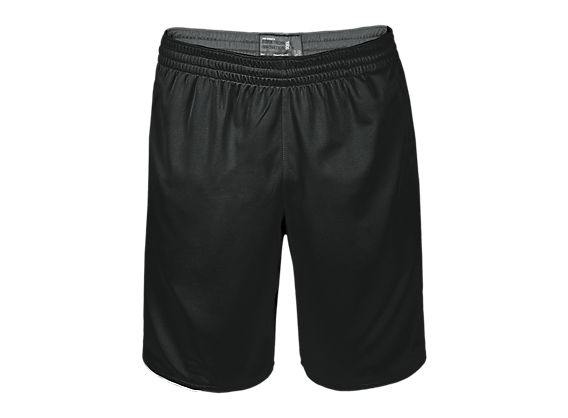 Flippn' Out Reversible Short, Black