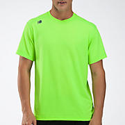 Sure Thing Tech Tee, Green Gecko