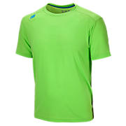 Short Sleeve Tech Tee, Jazz Green