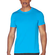 Short Sleeve Tech Tee, Kinetic Blue