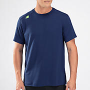 Sure Thing Tech Tee, Medieval Blue