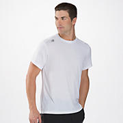 Sure Thing Tech Tee, White