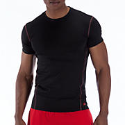 Short Sleeve Base Layer, Black