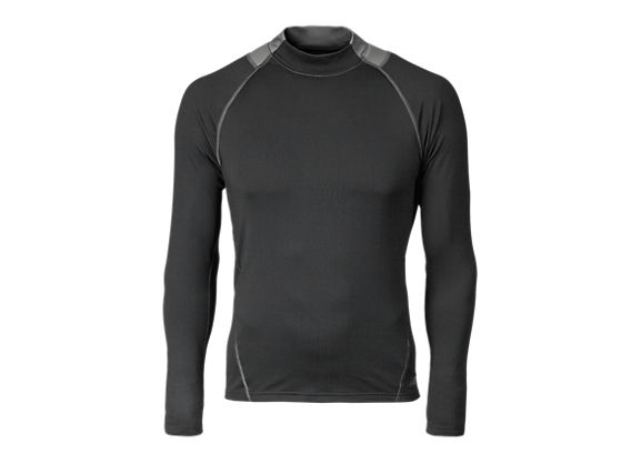 TruBase Chill Guard Pullover, Black