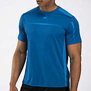 Align Short Sleeve Top, Electric Blue