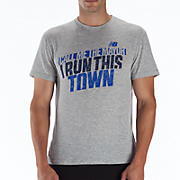Mayor Tee, Athletic Grey