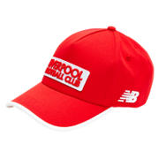 New Balance LFC Mens Elite Cap, High Risk Red