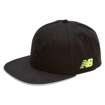 New Balance LFC Mens Snap Back Cap, Black