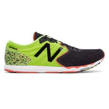 New Balance Hanzo S, Lime with Black