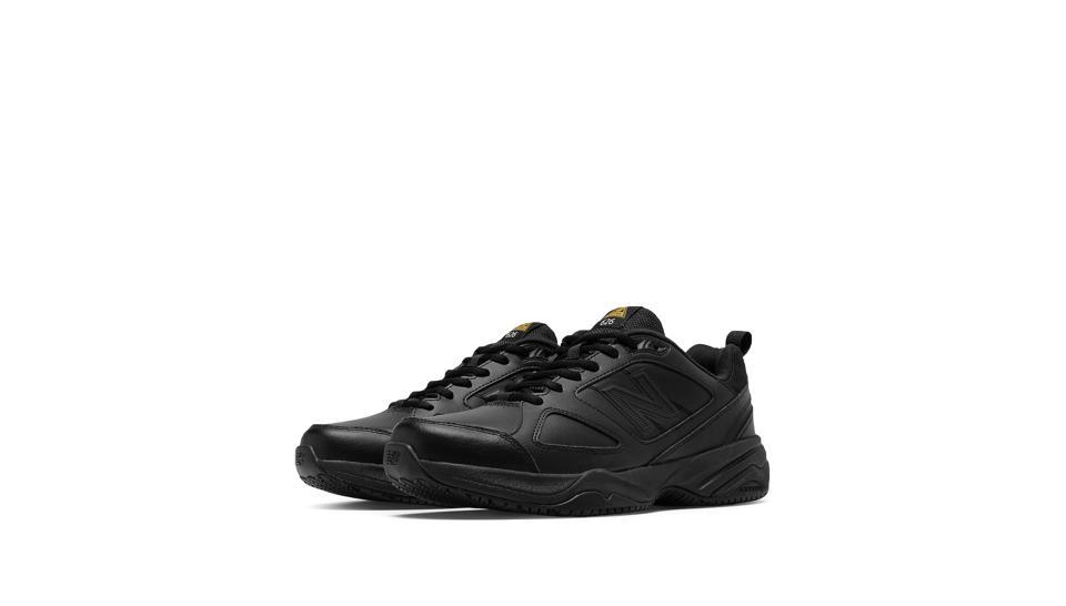 New Balance  Mens Slip Resistant Shoes