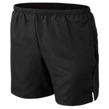 New Balance Performance 5 Inch Woven Short, Black