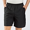 "Performance 7"" Woven Short, Black"