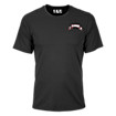 2nd Ranger Battalion T Shirt, Black
