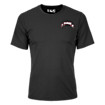 3rd Ranger Battalion T Shirt, Black