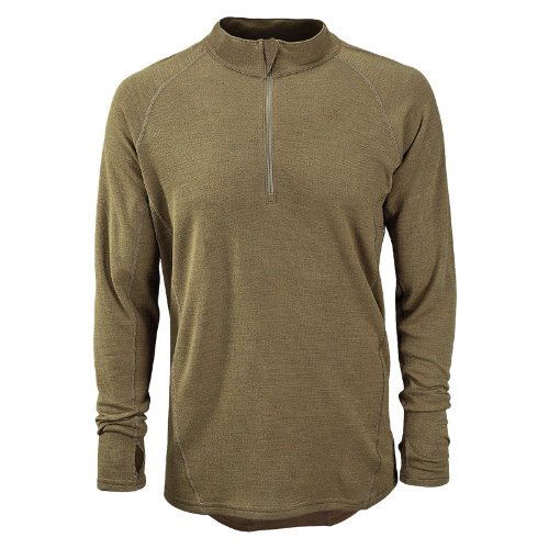 New Balance 811 Men's Merino Wool Base 1/4 Zip