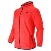 New Balance Windcheater Jacket, Flame