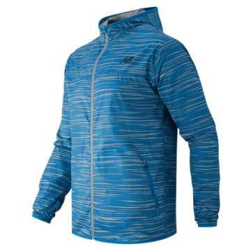 New Balance Windcheater Jacket, Sonar