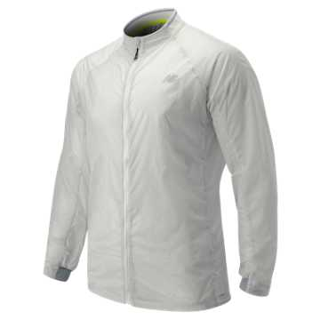 New Balance Hyperlite Jacket, White