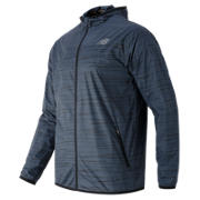 Reflective Windcheater Jacket, Thunder