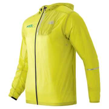 New Balance HOCR Lite Packable Jacket, Firefly