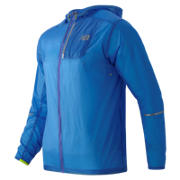 NB Lite Packable Jacket, Electric Blue