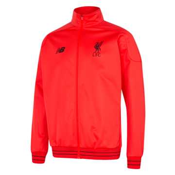 New Balance LFC Mens Elite Training Walk Out Jacket, Flame