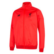 New Balance LFC Mens Elite Training Walk Out Jacket, Flame