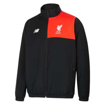 New Balance LFC Mens Elite Training Presentation Jacket, Black