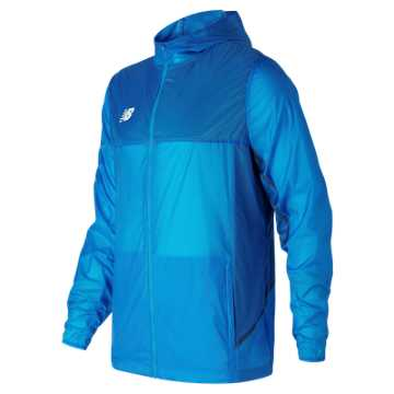 New Balance Tech Training Rain Jacket, Barracuda