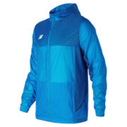 NB Tech Training Rain Jacket, Barracuda