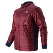 NB Heat Hybrid Jacket, Sedona Red