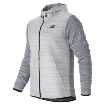 New Balance Kairosport Jacket, Athletic Grey
