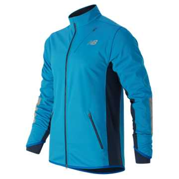 New Balance Windblocker Jacket, Barracuda with Galaxy