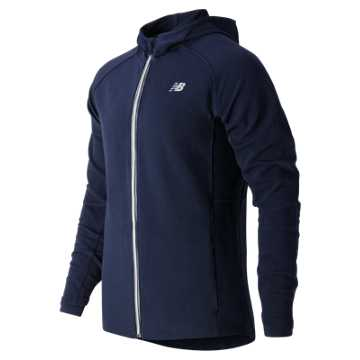 New Balance Tournament Hooded Jacket, Aviator