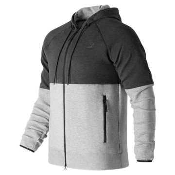 New Balance Sport Style Full Zip, Athletic Grey