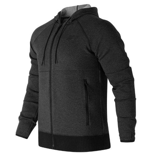 New Balance Sport Style Full Zip - Black (Taille 3XL)