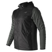 NB Transit Jacket, Heather Charcoal