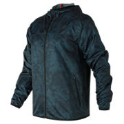 NB Windcheater Jacket, Supercell Print with Tornado