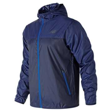 Windcheater Jacket, Techtonic Blue